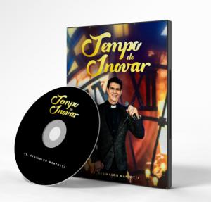 DVD TEMPO DE INOVAR