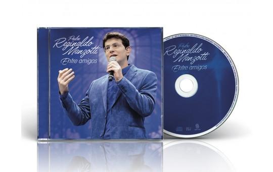 CD PADRE REGINALDO MANZOTTI ENTRE AMIGOS