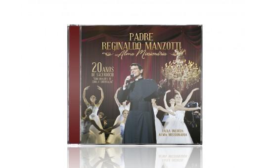 CD PE REGINALDO MANZOTTI ALMA MISSIONARIA