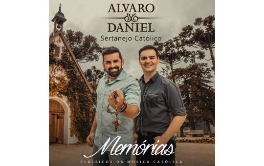 CD MEMORIAS ALVARO E DANIEL