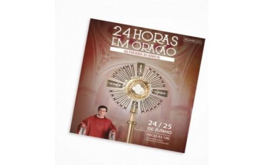 DVD 24 HORAS EM ORAÇÃO NA PRESENÇA DO SENHOR 2017