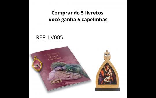 LIVRETO + CAPELA SAO JOSE