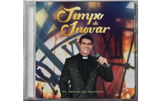CD TEMPO DE INOVAR  - ULTMAS UNIDADES
