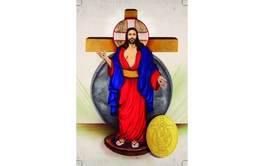 SANTINHO JESUS DAS SANTAS CHAGAS